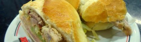 O sanduíche de pernil do Estadão