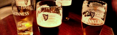 Dublin: The Brazen Head, The Porterhouse and John Kehoe pub