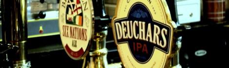 Edimburgo: pub experience