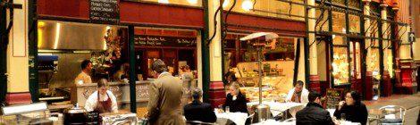 Londres: Leadenhall Market