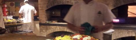 Primo Basílico: clima simpático e boas pizzas