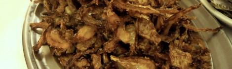 Iscas de Fígado com Elas do Lamas