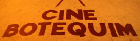 Cinema, blogs e botequins no Cine Botequim