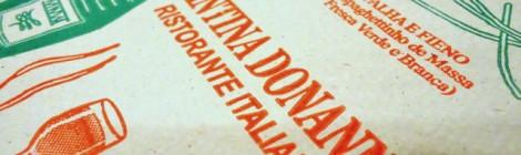 Cantina Donanna - boas massas caseiras a preços em conta