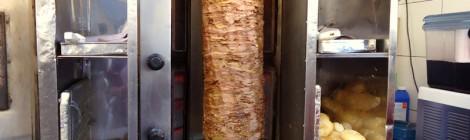 O churrasco grego da Cantareira