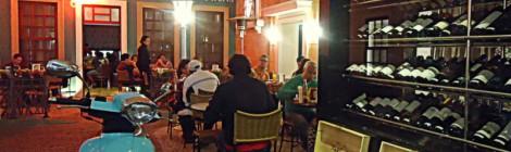 Curitiba em três dias: Madero