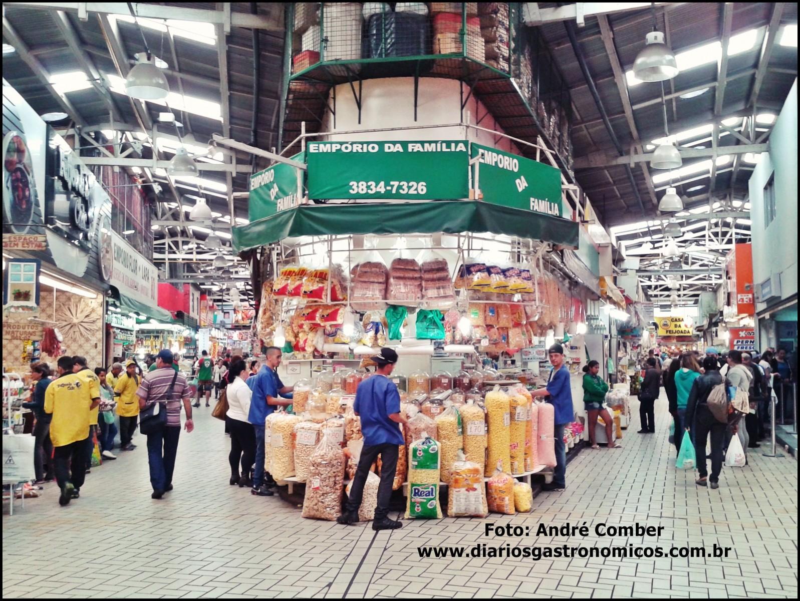Mercado da Lapa, Sao Paulo