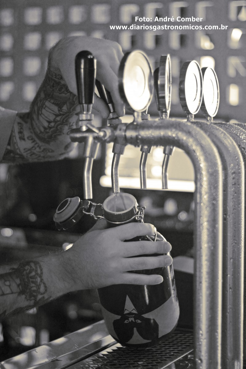 Cateto bar, chope artesanal