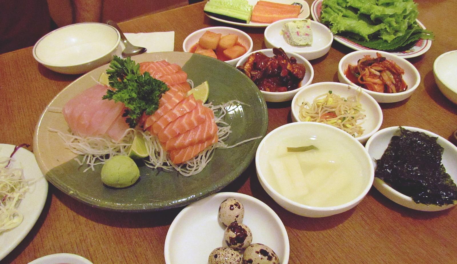 Sashimi do Mar, Bom Retiro - abertura