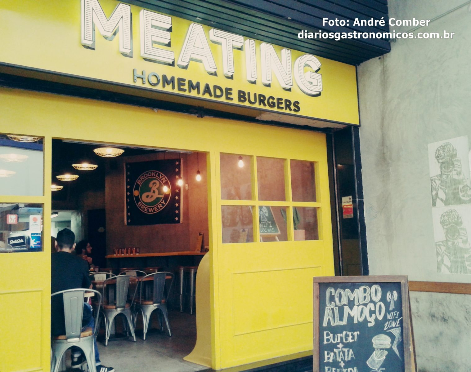 Meating burger, Gavea 2