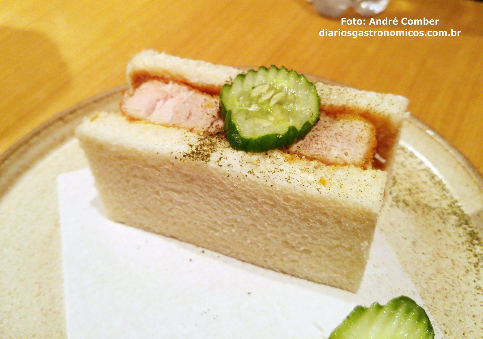 Noodles bar, Katsu sando