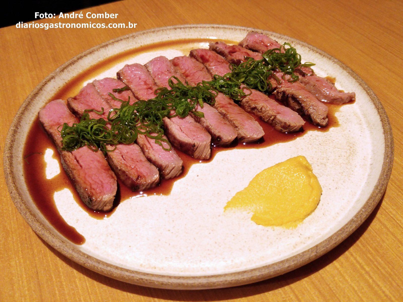 Noodles bar, Yoshoku Steak