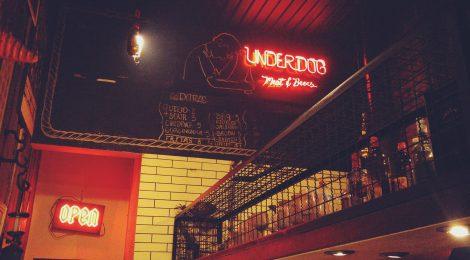Underdog: carne, cerveja, música e mais carne