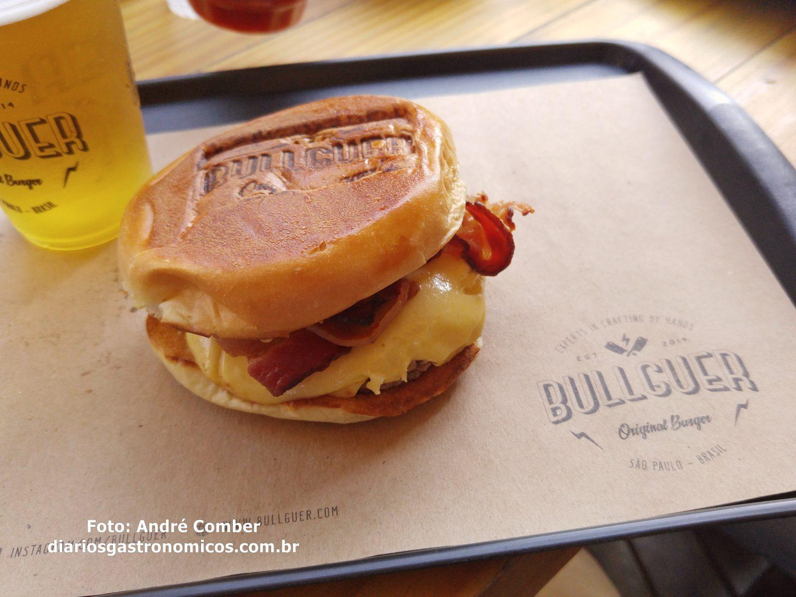Bullguer, hamburguer