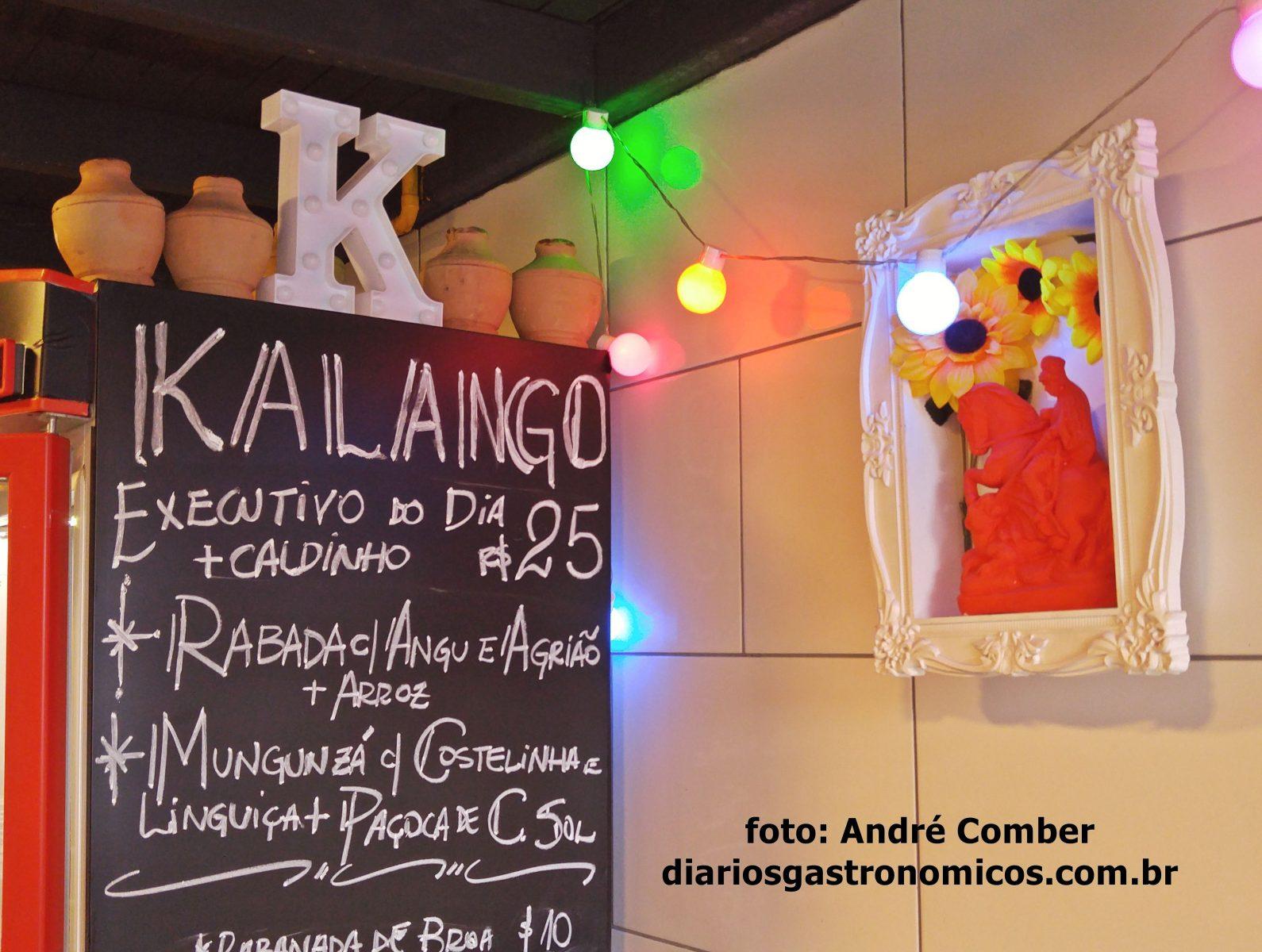 Bar Kalango, Praca da Bandeira