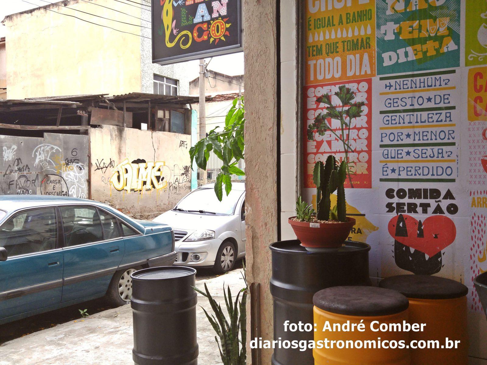 Bar Kalango, comida sertaneja