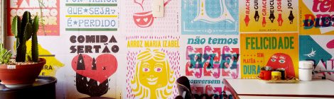 Bar Kalango: comida sertaneja na Praça da Bandeira