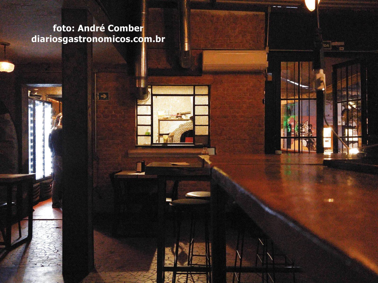 Guarita Bar, bairro de Pinheiros