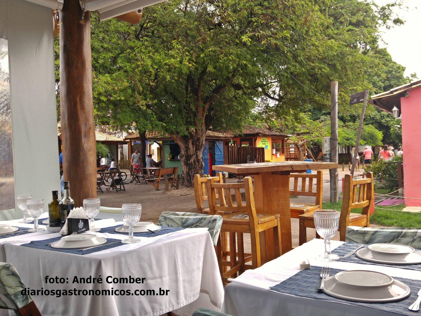 Restaurante Papa Gente, Praia do Forte