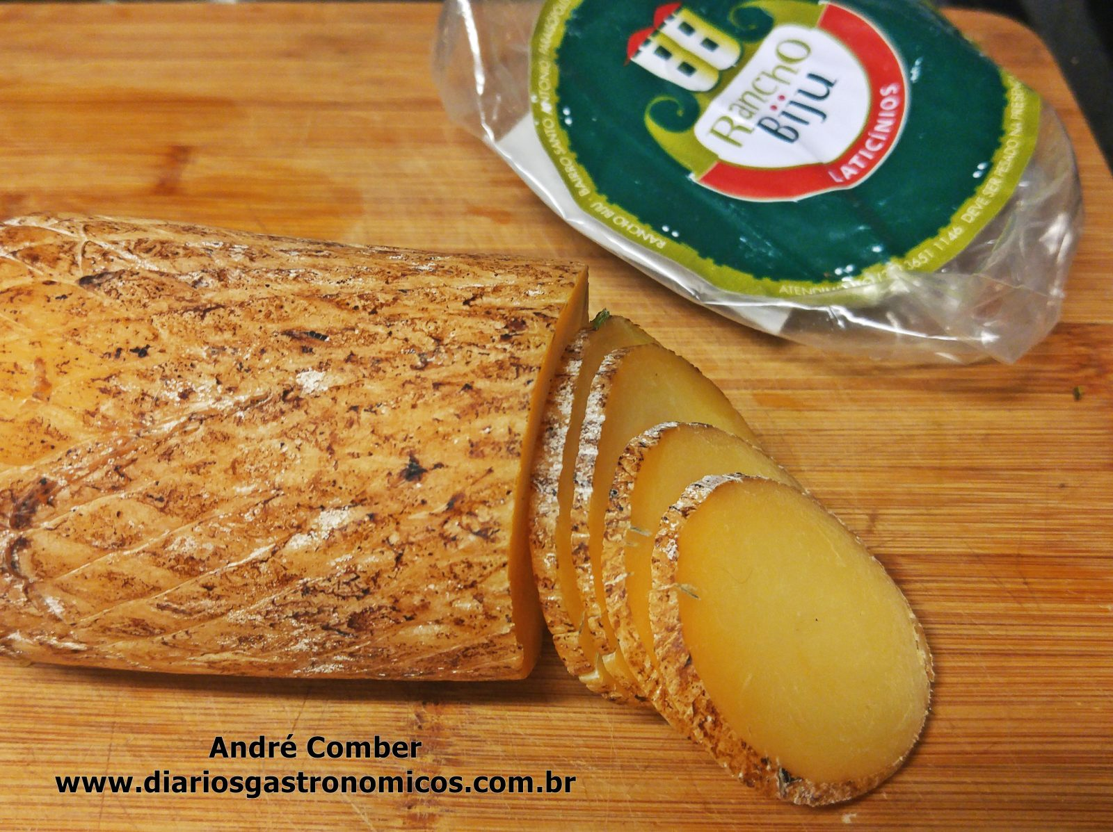queijo provolone Rancho Biju