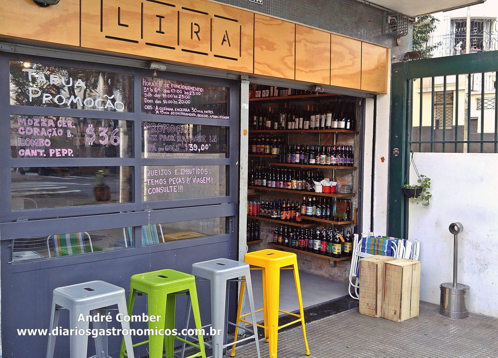 Lira Bar, Higienopolis
