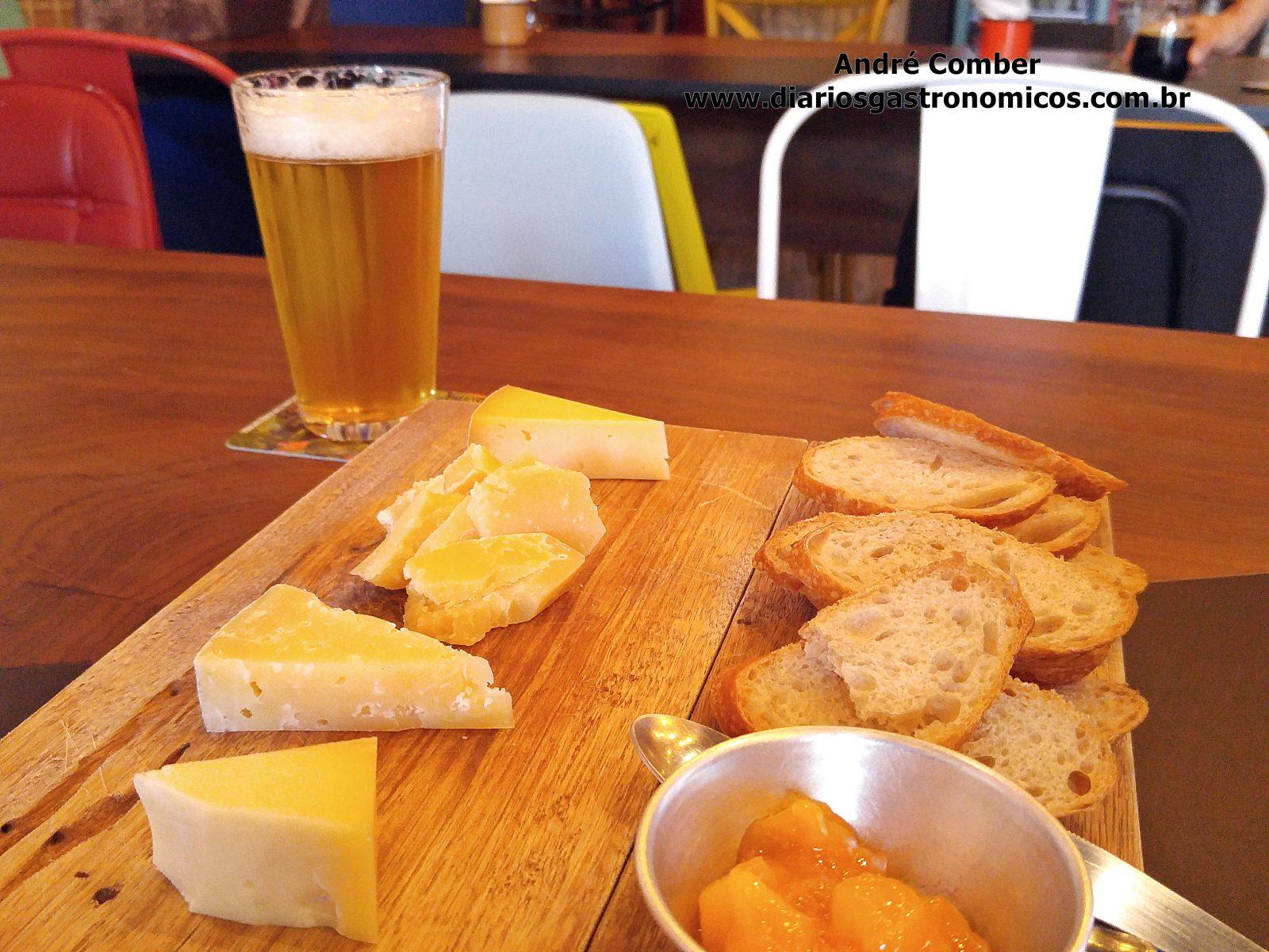 Lira Bar, queijos artesanais paulistas
