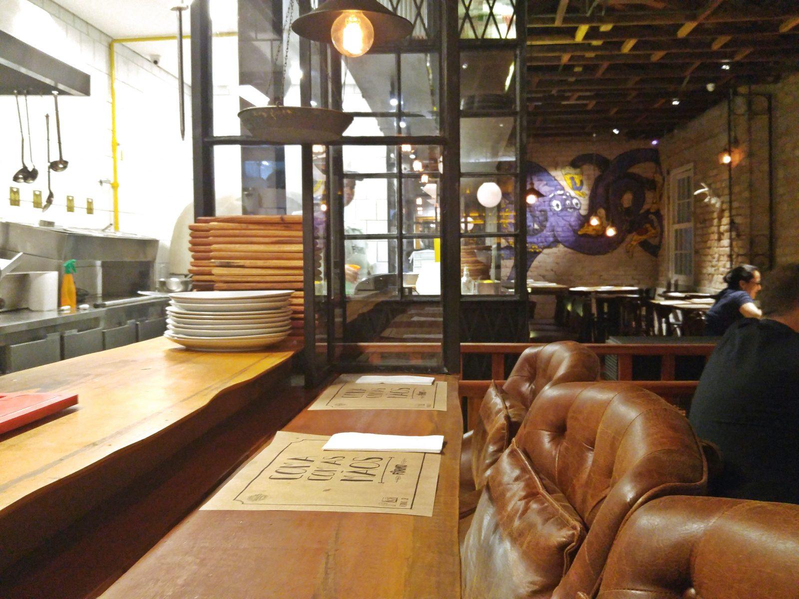 Forno Bar, Sao Paulo 2